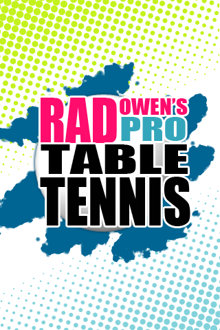 Screenshot Rad Owen's Pro Table Tennis