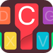 CooolKey - Keyboard for Color Lovers - Pichak co.